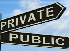 Redéfinir la limite de gestion des risques dans le secteur public/privé