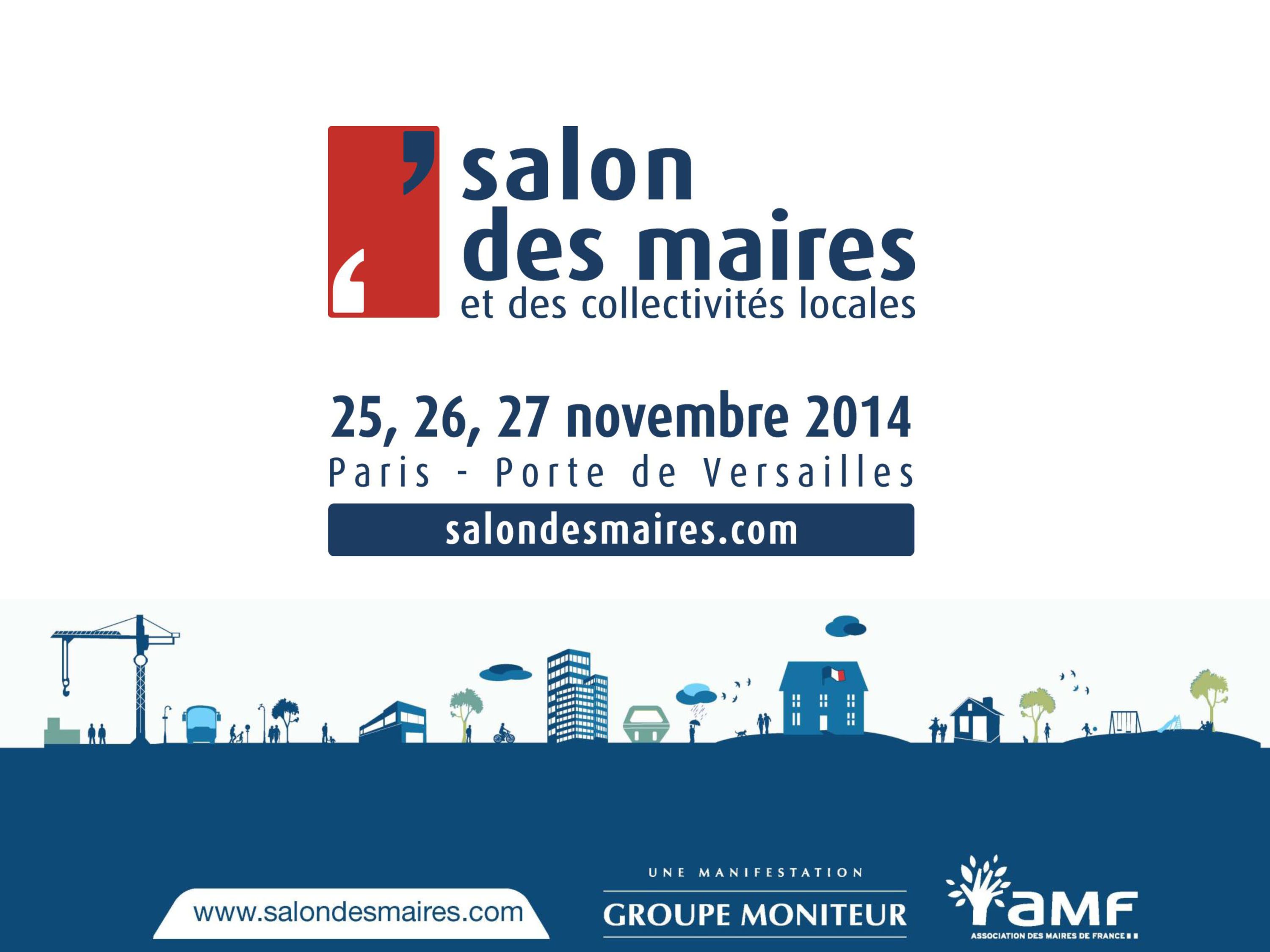 salon des maires et des collectivit s locales primo france