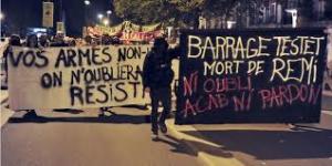 Manifestations après la mort de Rémi Fraisse